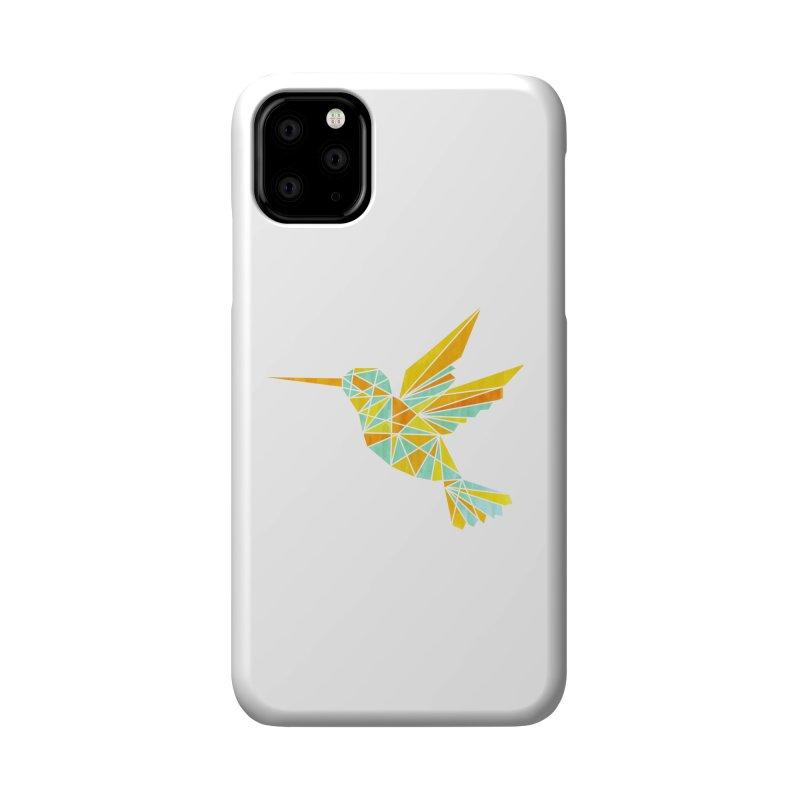 Hummingbird Accessories Phone Case by yeohgh