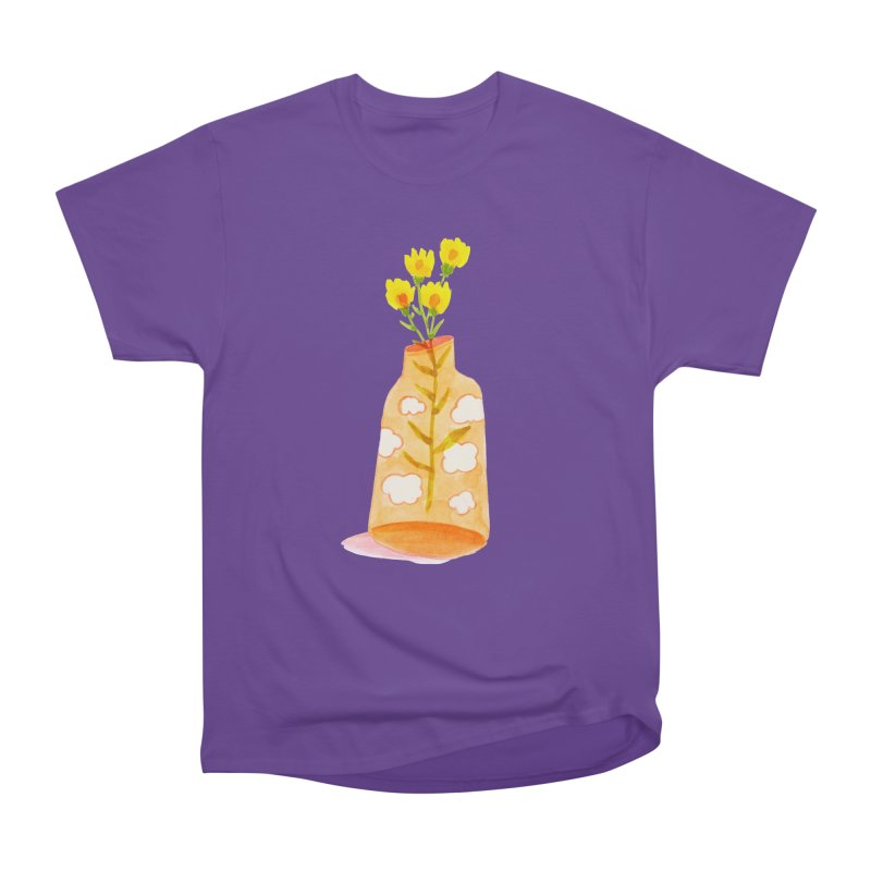 Dreams Men's Heavyweight T-Shirt by yeohgh