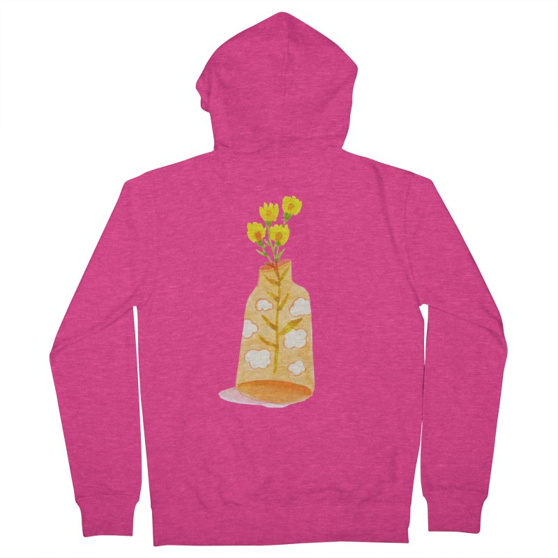 Dreams Women's French Terry Zip-Up Hoody by yeohgh