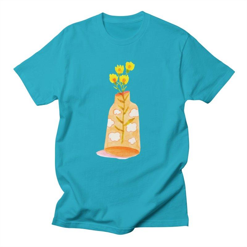 Dreams Men's Regular T-Shirt by yeohgh