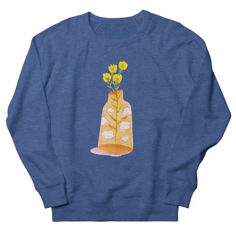 Dreams Men's French Terry Sweatshirt by yeohgh