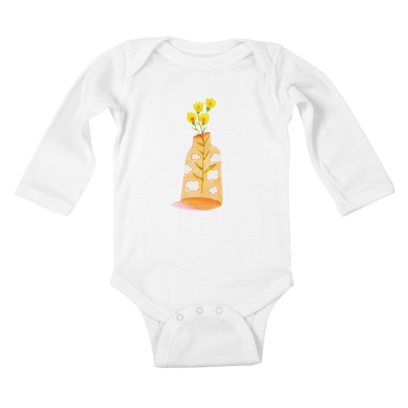 Dreams Kids Baby Longsleeve Bodysuit by yeohgh