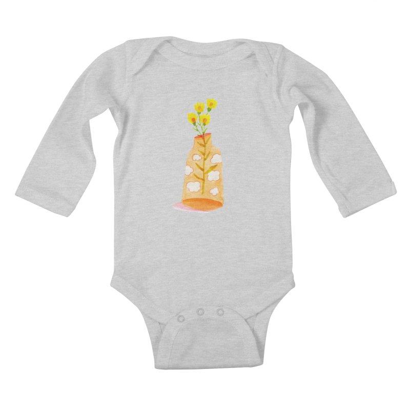 Dreams Kids Baby Longsleeve Bodysuit by yeohgh