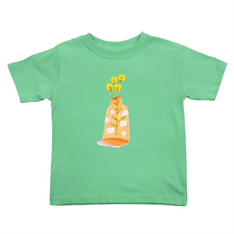 Dreams Kids Toddler T-Shirt by yeohgh