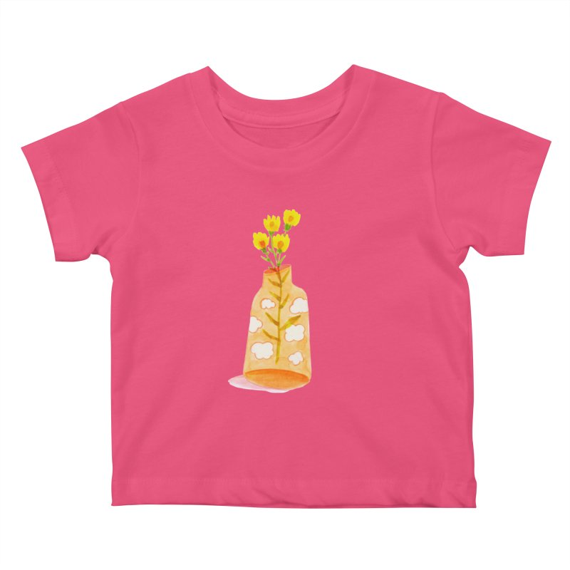Dreams Kids Baby T-Shirt by yeohgh