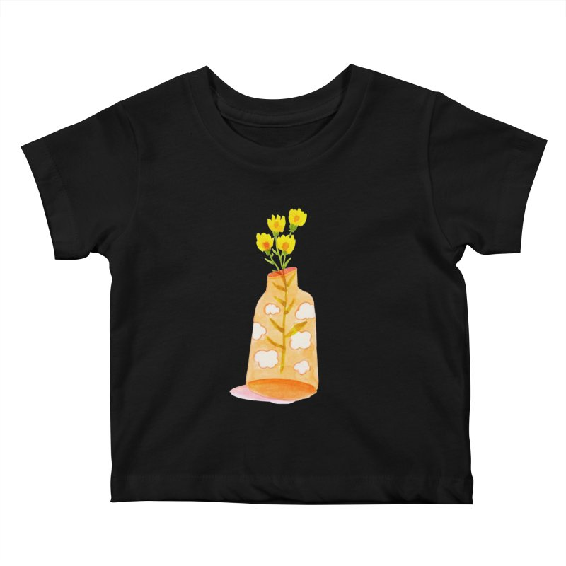 Dreams Kids Baby T-Shirt by yeohgh