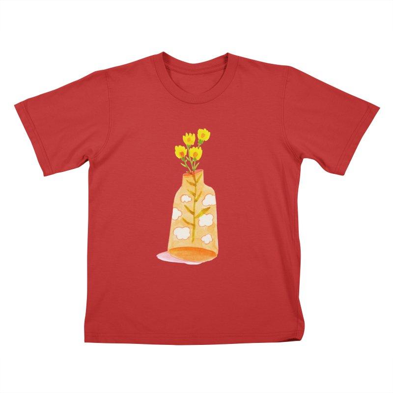 Dreams Kids T-Shirt by yeohgh