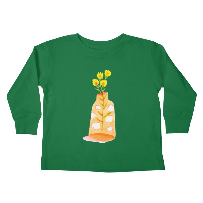 Dreams Kids Toddler Longsleeve T-Shirt by yeohgh