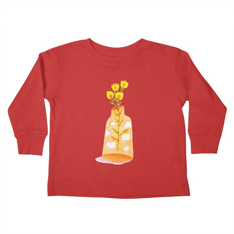 Dreams Kids Toddler Longsleeve T-Shirt by yeohgh