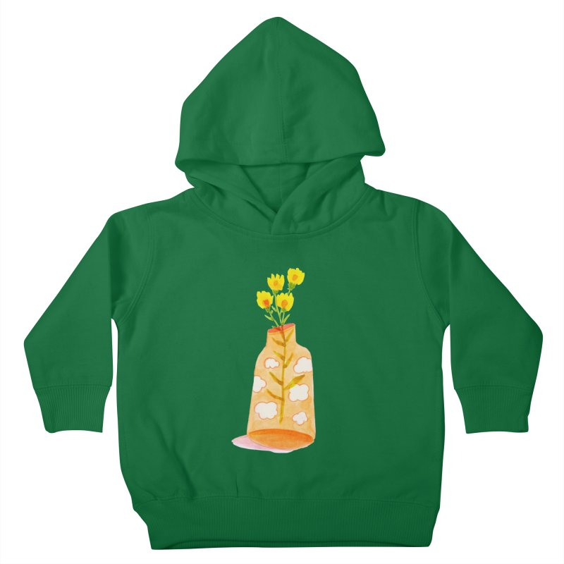Dreams Kids Toddler Pullover Hoody by yeohgh
