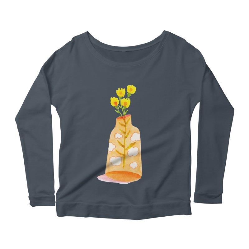 Dreams Women's Scoop Neck Longsleeve T-Shirt by yeohgh