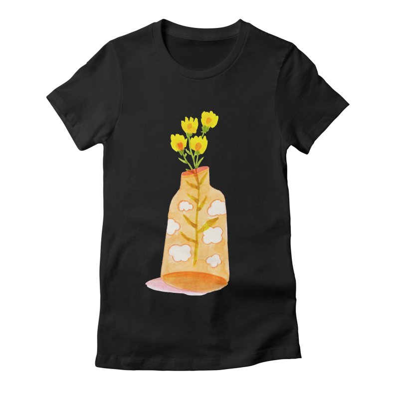 Dreams Women's Fitted T-Shirt by yeohgh