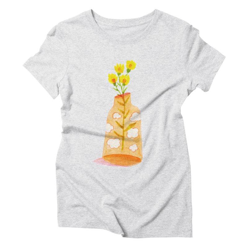 Dreams Women's Triblend T-Shirt by yeohgh