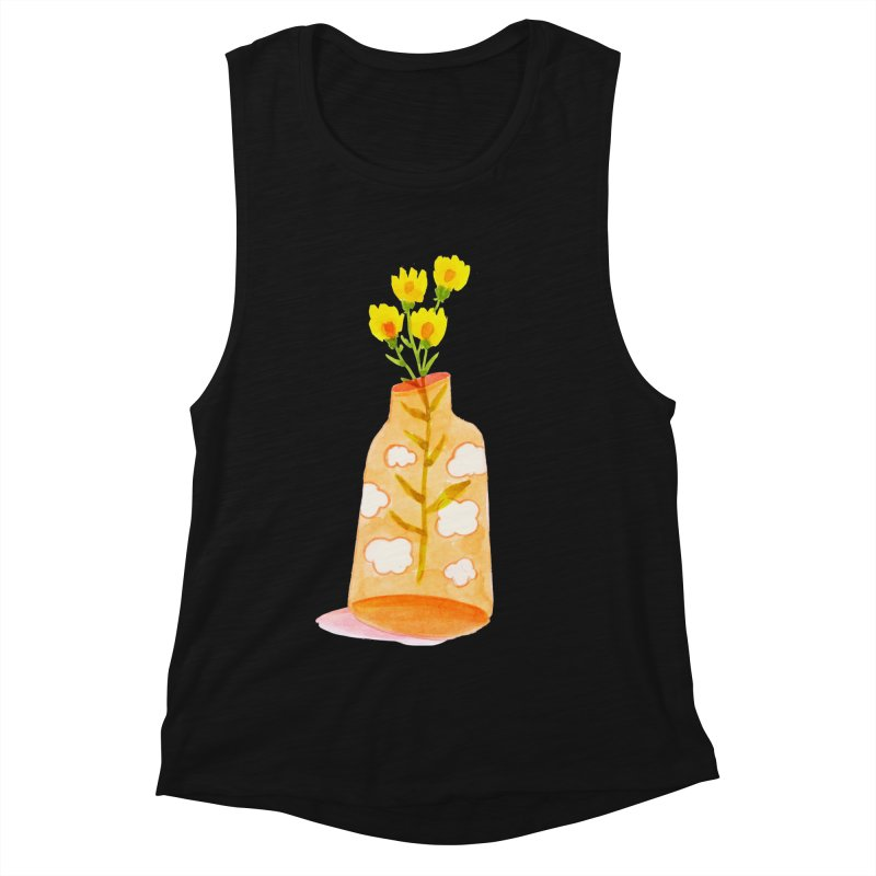 Dreams Women's Muscle Tank by yeohgh