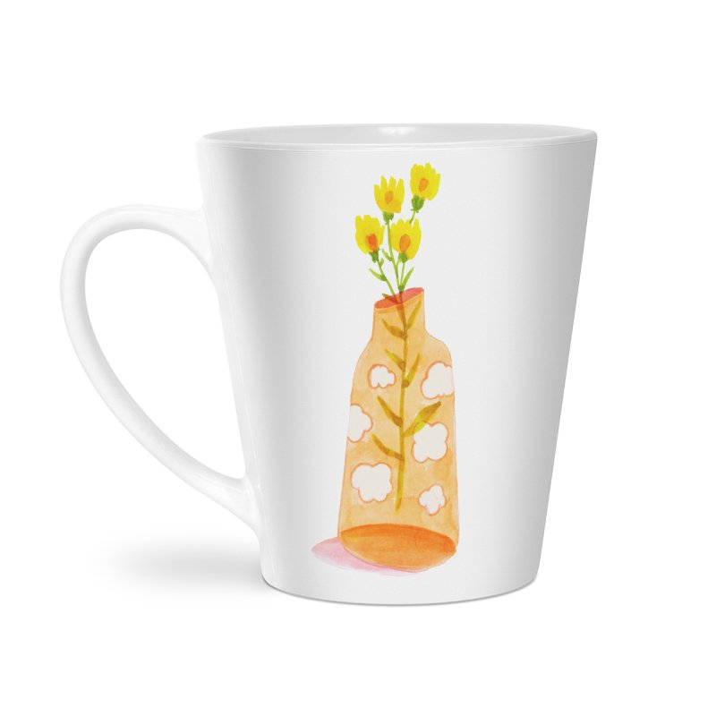Dreams Accessories Latte Mug by yeohgh