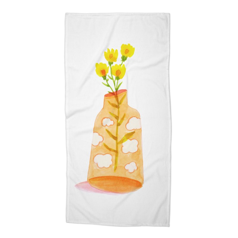 Dreams Accessories Beach Towel by yeohgh