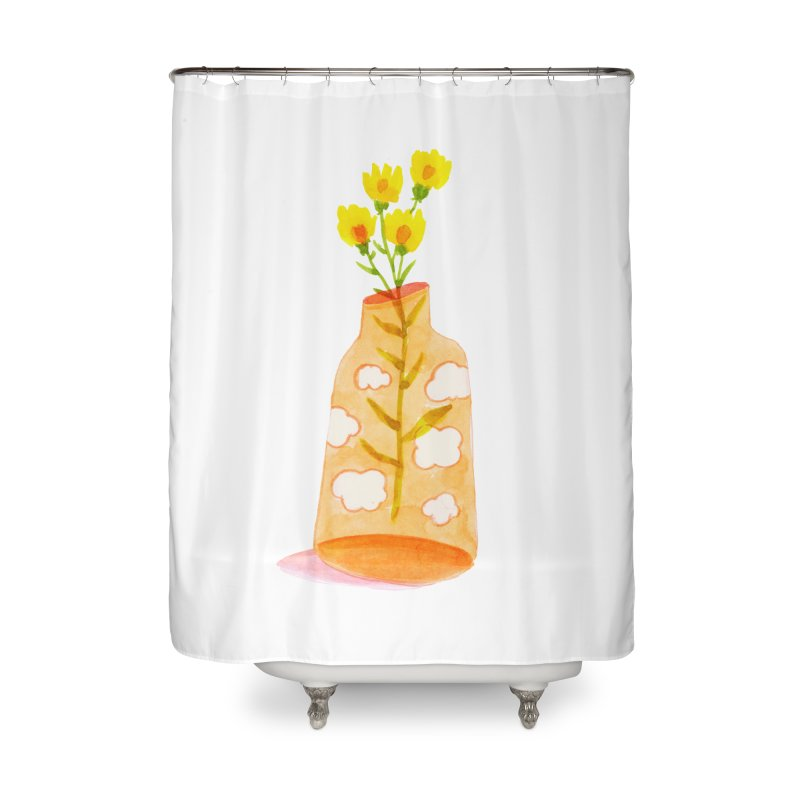 Dreams Home Shower Curtain by yeohgh