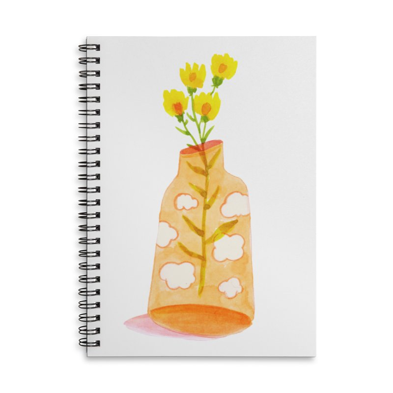 Dreams Accessories Lined Spiral Notebook by yeohgh