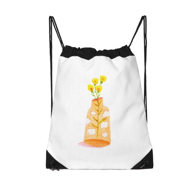 Dreams Accessories Drawstring Bag Bag by yeohgh