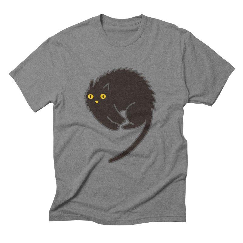 Nine Men's Triblend T-Shirt by yeohgh