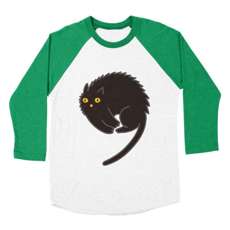 Nine Women's Baseball Triblend Longsleeve T-Shirt by yeohgh
