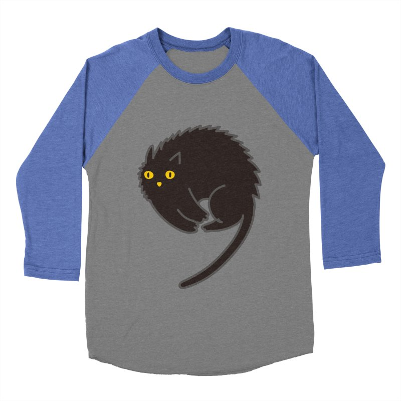 Nine Women's Baseball Triblend T-Shirt by yeohgh