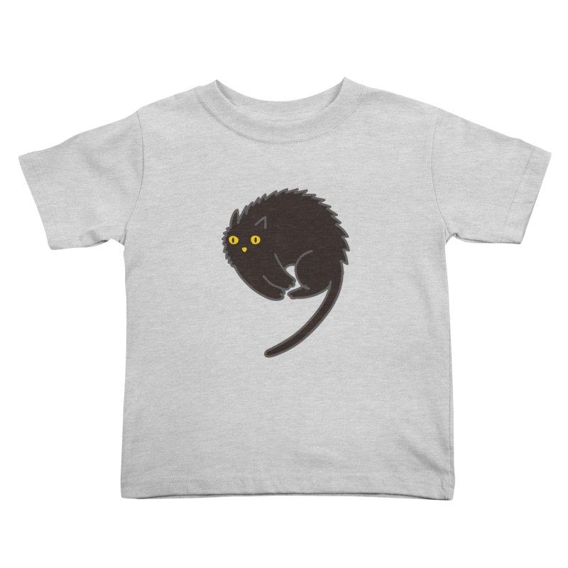 Nine Kids Toddler T-Shirt by yeohgh