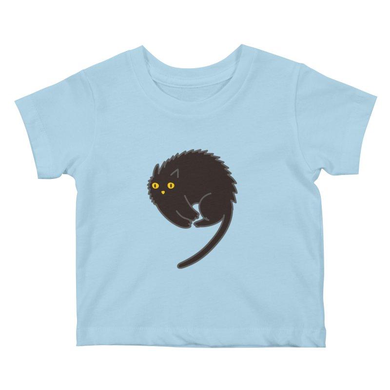 Nine Kids Baby T-Shirt by yeohgh