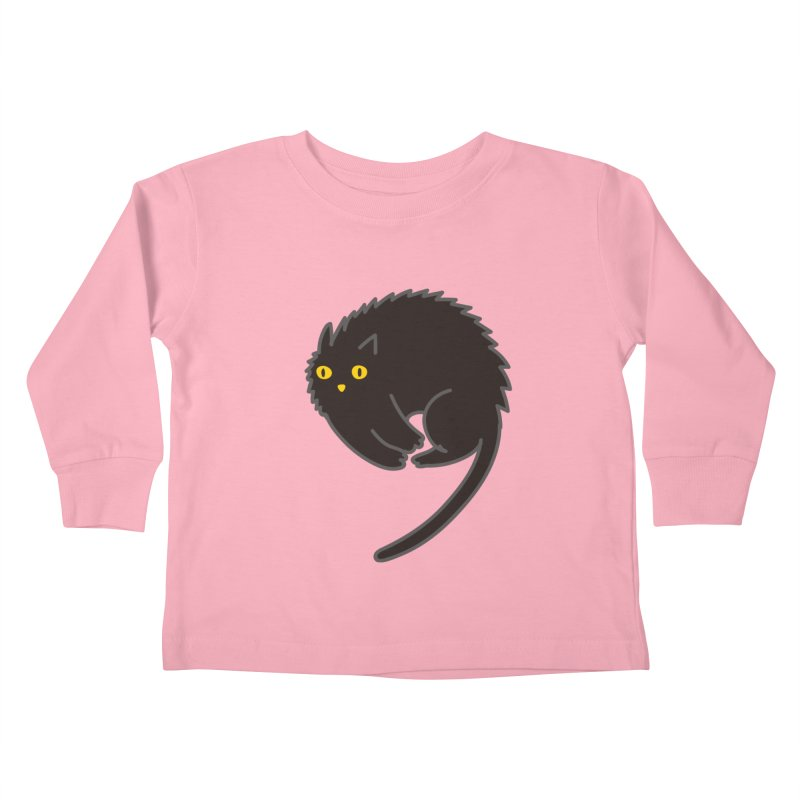 Nine Kids Toddler Longsleeve T-Shirt by yeohgh
