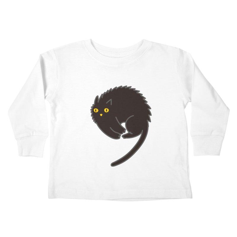 Nine Kids Toddler Longsleeve T-Shirt by yeohgh