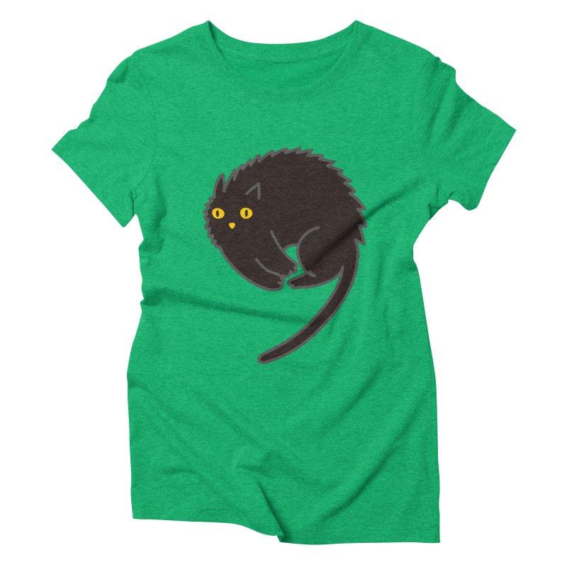 Nine Women's Triblend T-Shirt by yeohgh