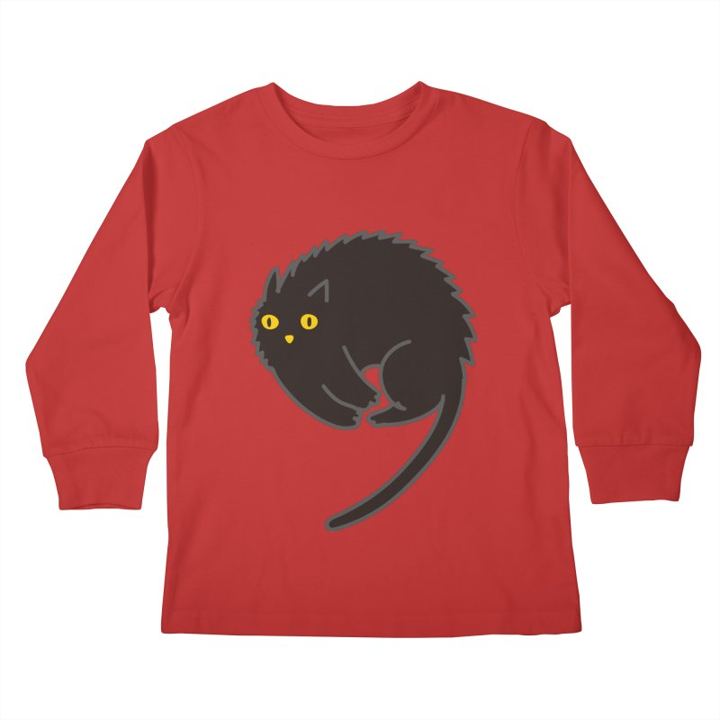 Nine Kids Longsleeve T-Shirt by yeohgh