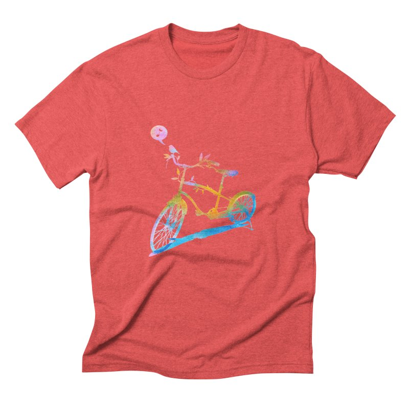 Nature Call Men's Triblend T-Shirt by yeohgh