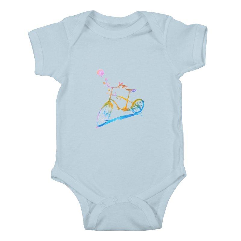 Nature Call Kids Baby Bodysuit by yeohgh