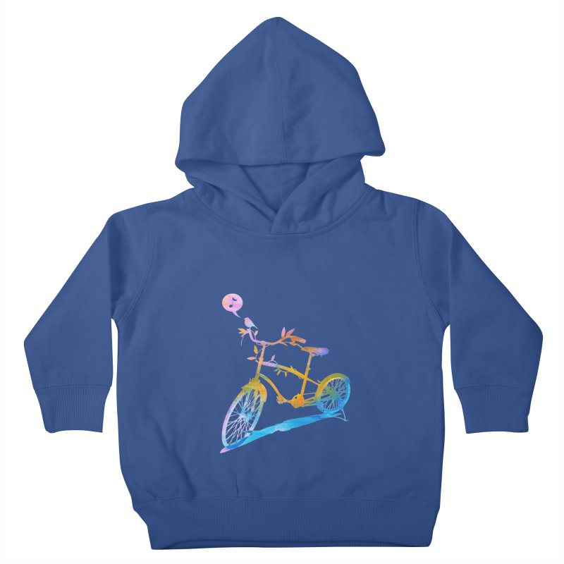 Nature Call Kids Toddler Pullover Hoody by yeohgh