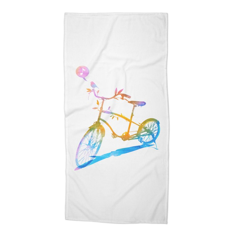 Nature Call Accessories Beach Towel by yeohgh