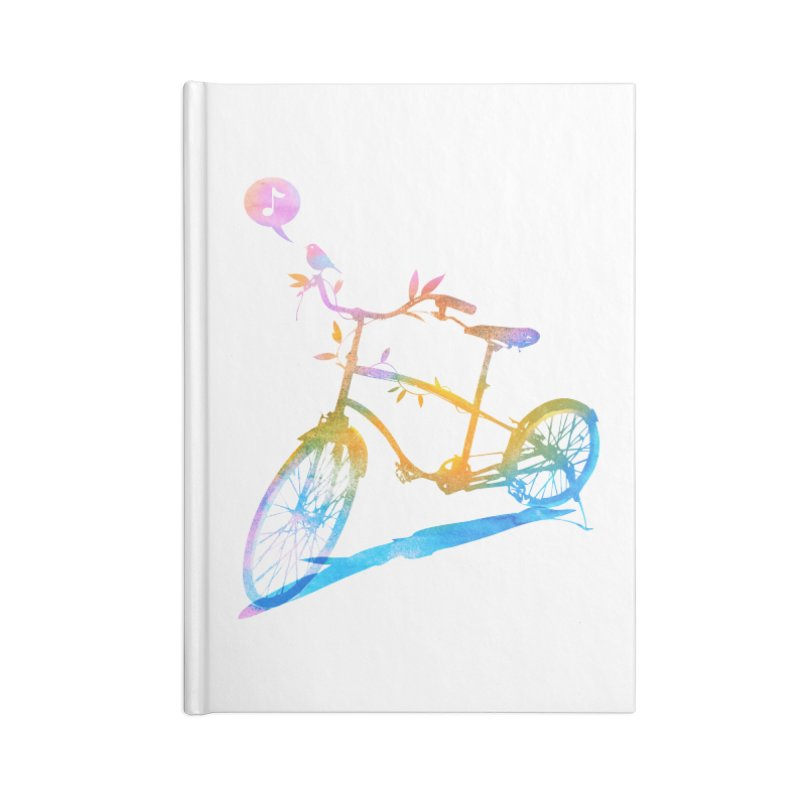 Nature Call Accessories Notebook by yeohgh
