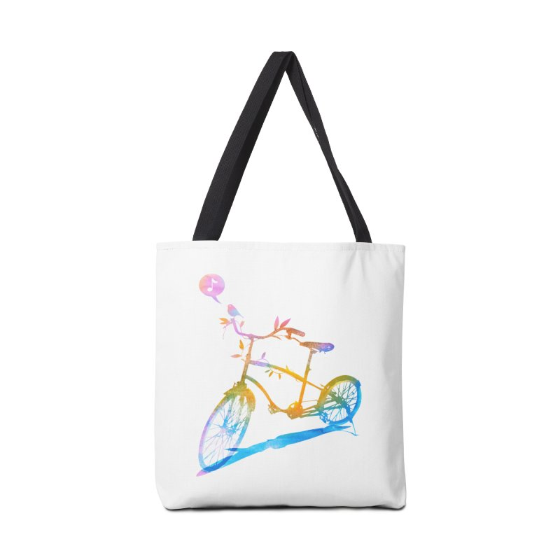 Nature Call Accessories Tote Bag Bag by yeohgh