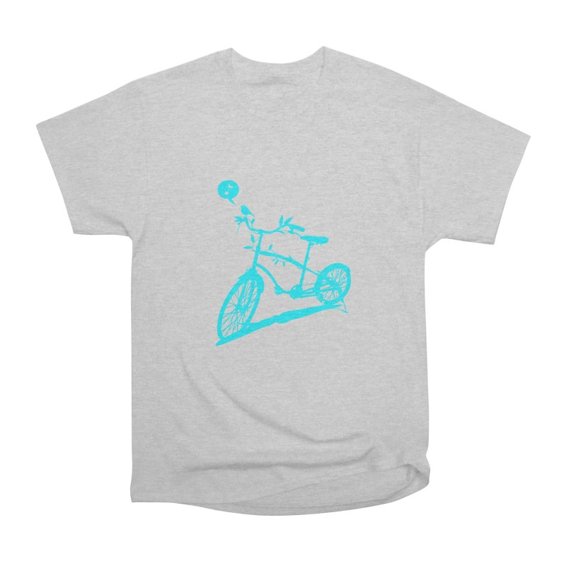 Nature Call Men's Heavyweight T-Shirt by yeohgh