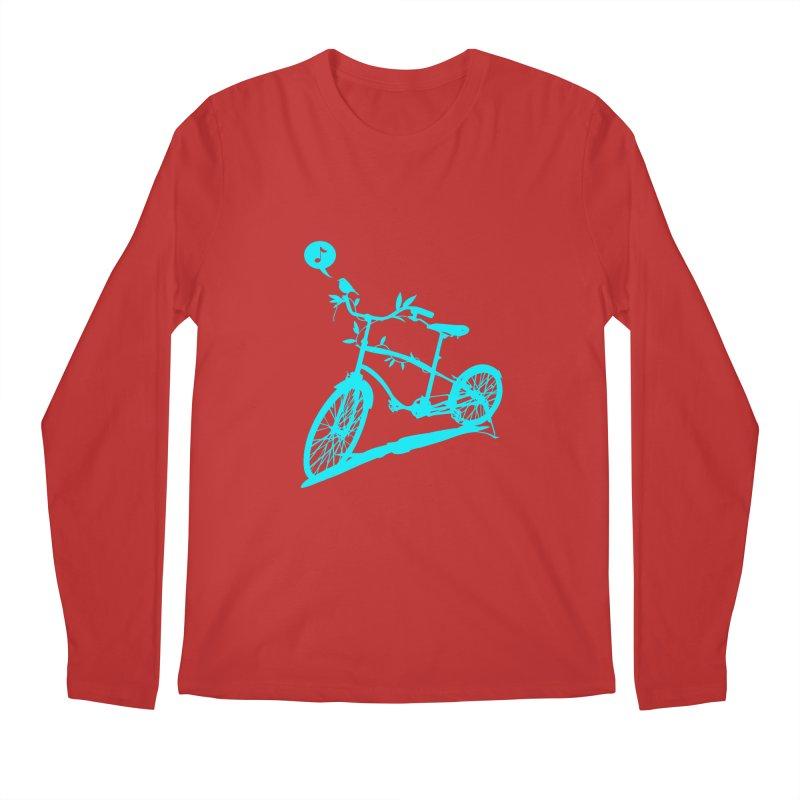 Nature Call Men's Regular Longsleeve T-Shirt by yeohgh