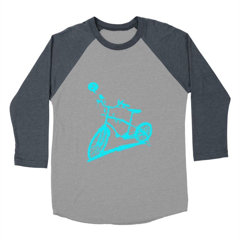 Nature Call Women's Baseball Triblend Longsleeve T-Shirt by yeohgh