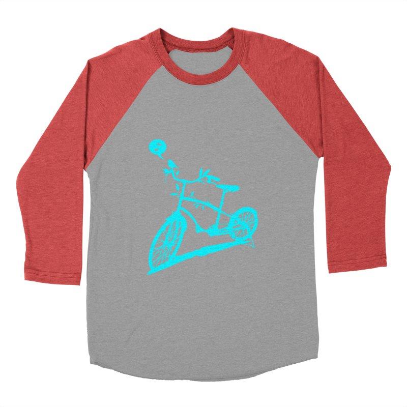 Nature Call Men's Baseball Triblend Longsleeve T-Shirt by yeohgh