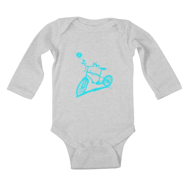 Nature Call Kids Baby Longsleeve Bodysuit by yeohgh