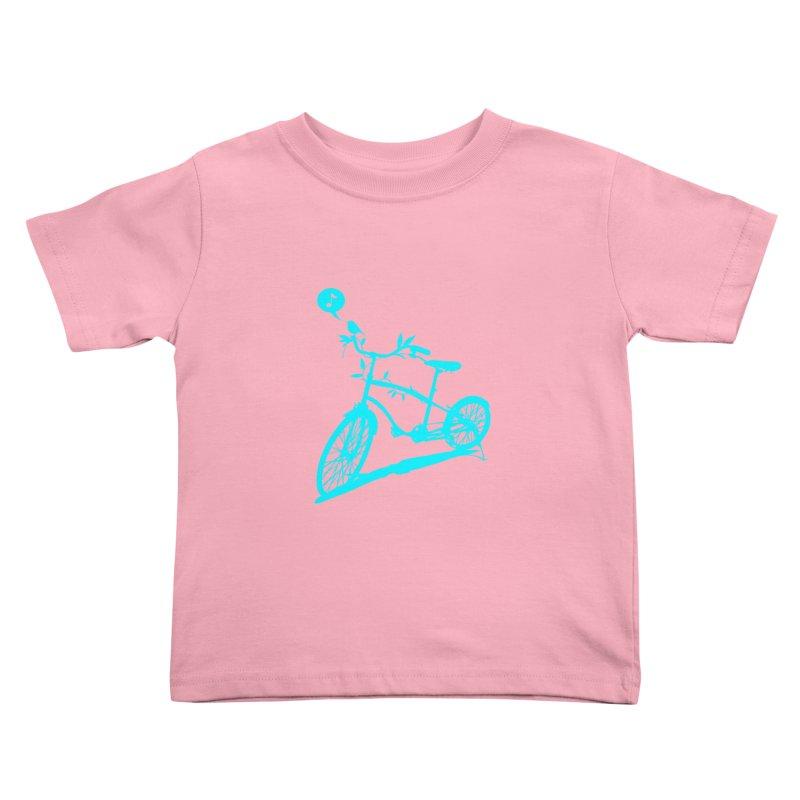 Nature Call Kids Toddler T-Shirt by yeohgh