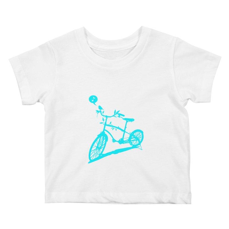 Nature Call Kids Baby T-Shirt by yeohgh