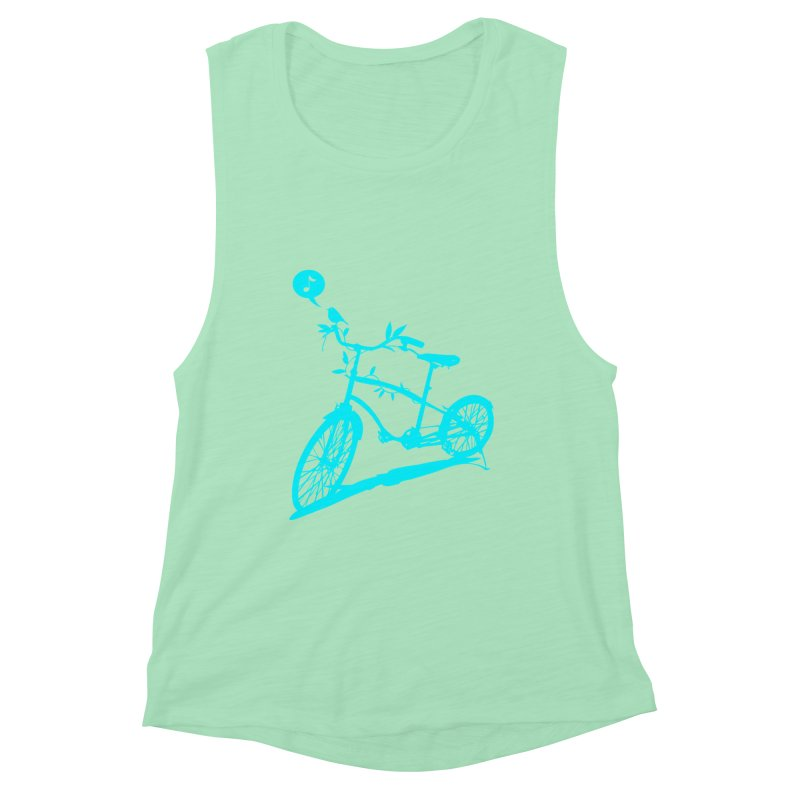 Nature Call Women's Muscle Tank by yeohgh