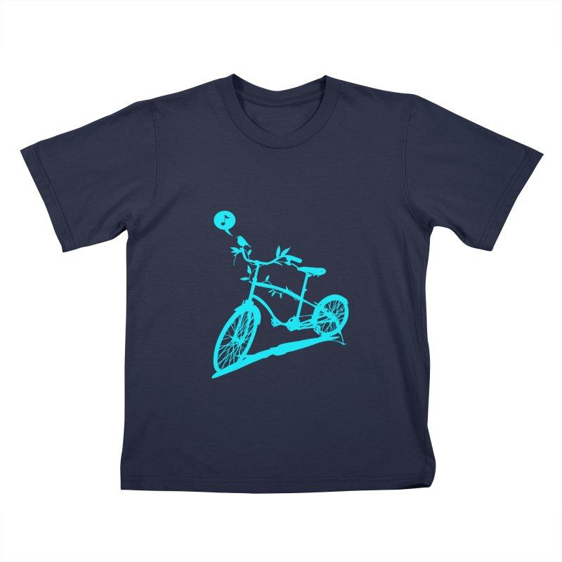Nature Call Kids T-Shirt by yeohgh