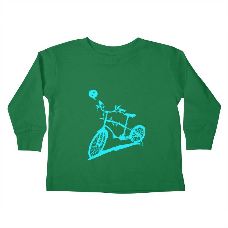 Nature Call Kids Toddler Longsleeve T-Shirt by yeohgh