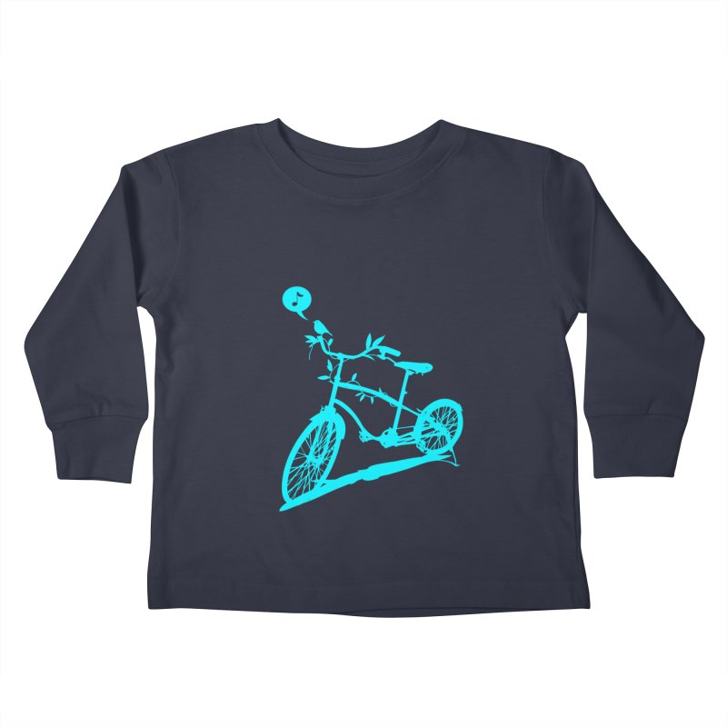 Nature Call Kids Toddler Longsleeve T-Shirt by yeohgh