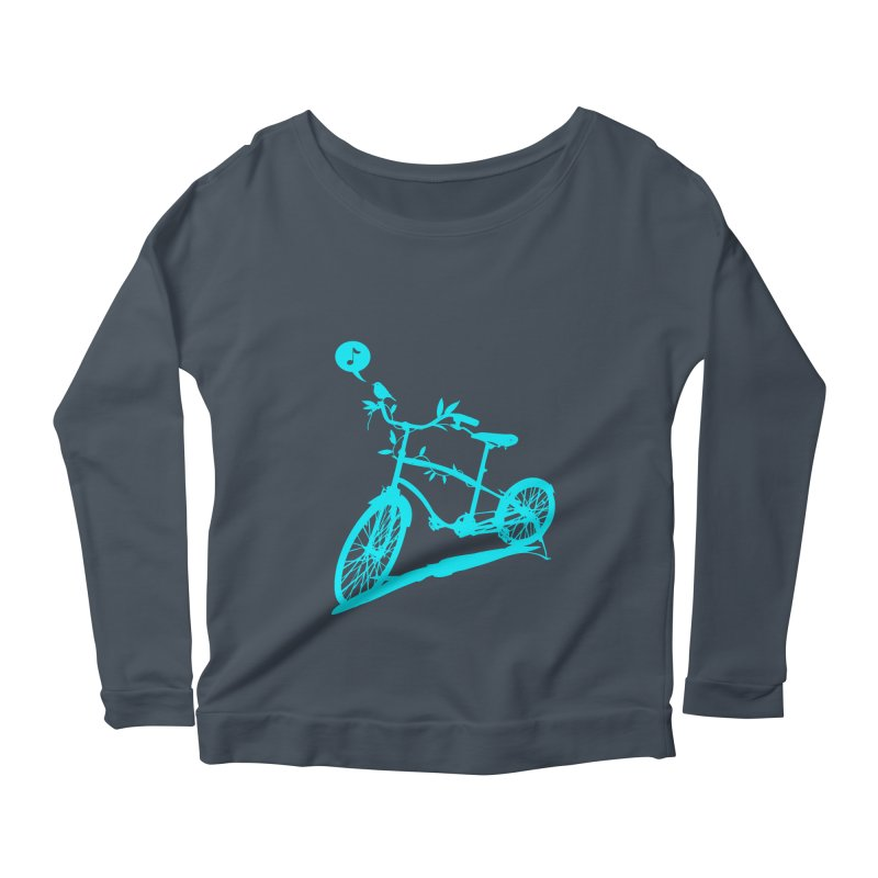 Nature Call Women's Scoop Neck Longsleeve T-Shirt by yeohgh